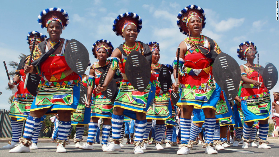 Culture of Zambia  history people clothing women