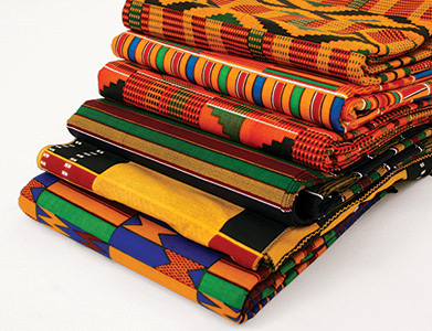 4 Interesting Facts about the Ghanaian Kente Cloth