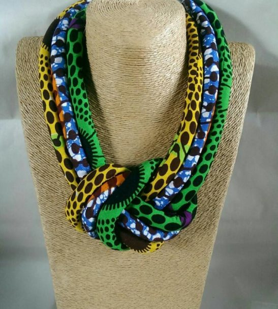 Nsubura Knot Necklace