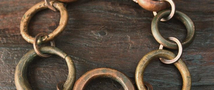 African Copper Jewelry