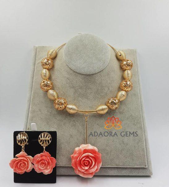ogugua necklace set