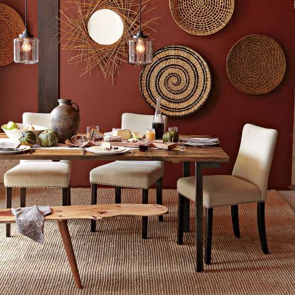 African Inspired Decor