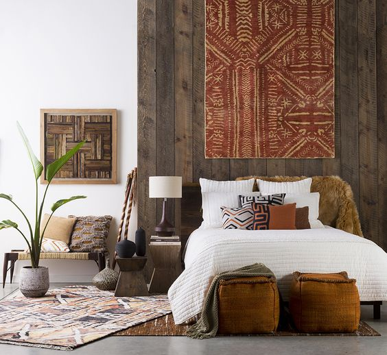 African Themed Decor