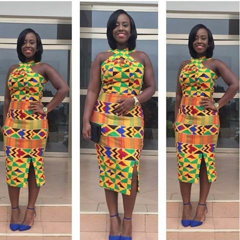 6 Chic Kente Clothing Styles To Inspire Your Creativity During The