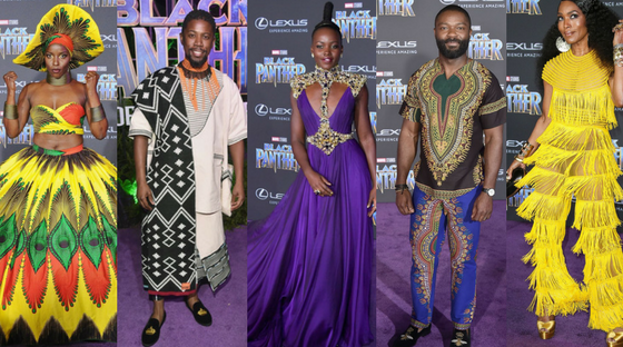 Black Panther Movie Premiere