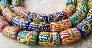 Krobo Beads Ghana