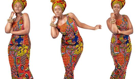 kitenge dress uses