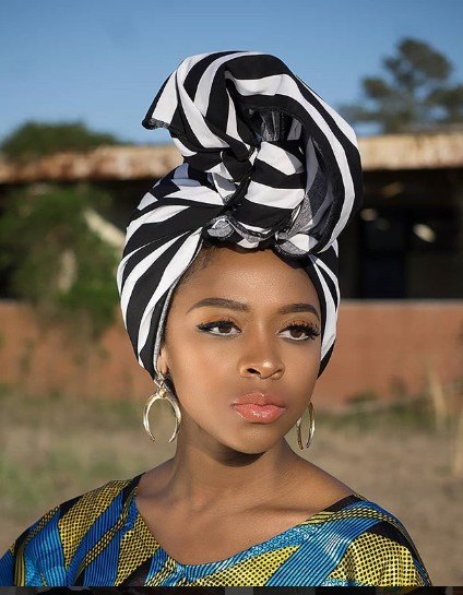 Caribbean Cowgirl Ankara Fashion Styles